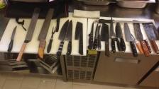Jaké nože a jak se o ně starat