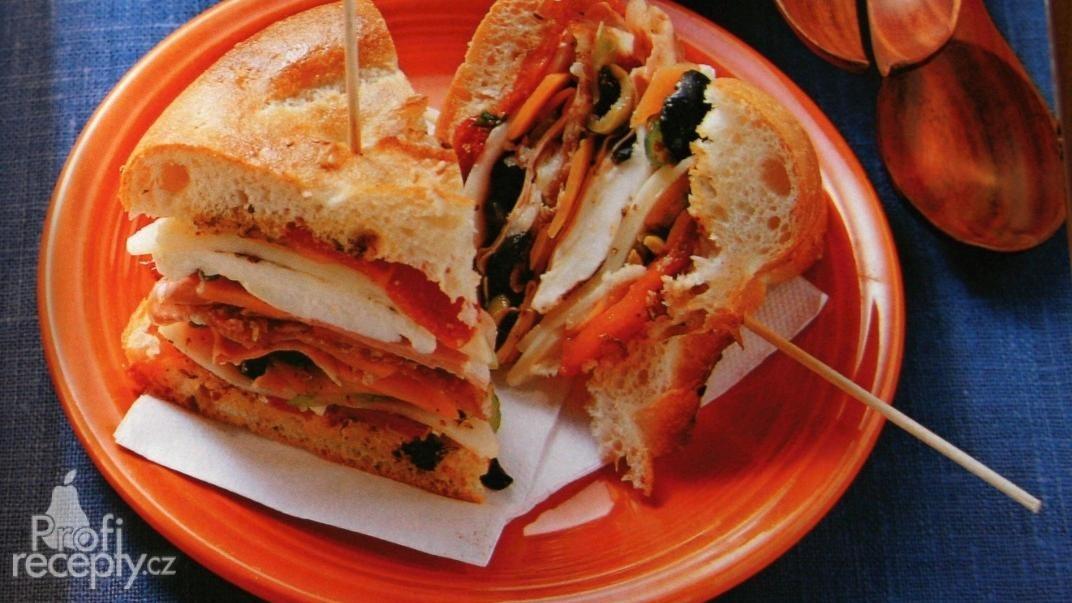 Americký sendvič