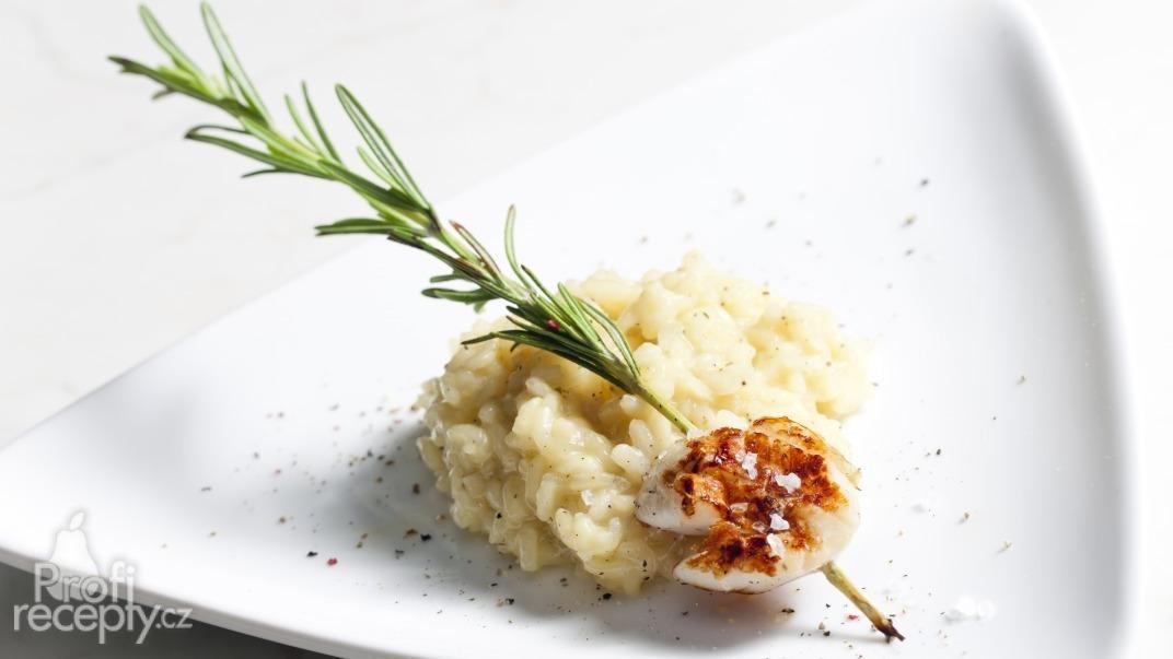 Rizoto z rýže Arborio