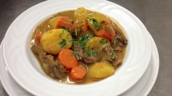 Irish stew - Irský guláš