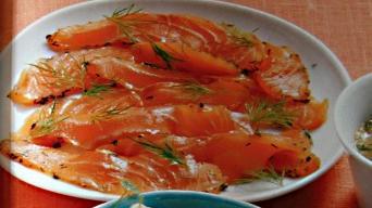 Marinovaný losos B