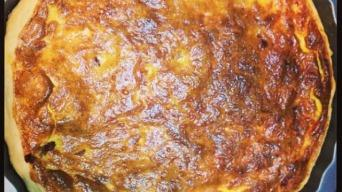 Quiche  (kyš) s porkem