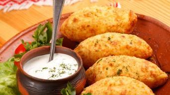 Pirohy, ruské národní jídlo