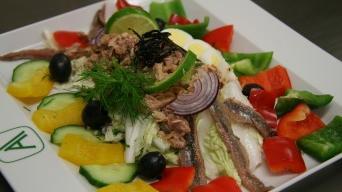 Salát Nicosia