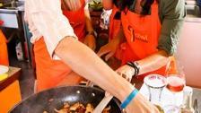 Chefparade škola vaření