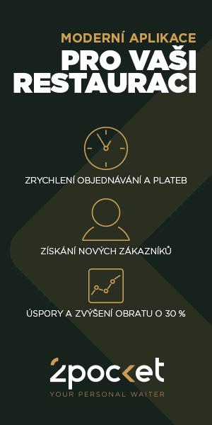 Aplikace pro vaši restauraci